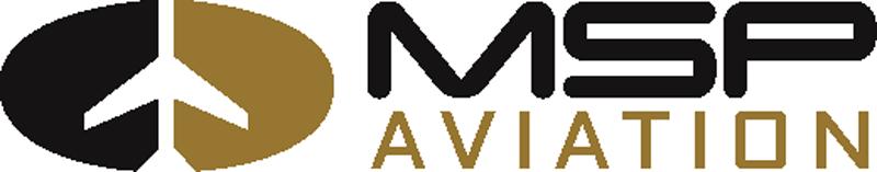MSP aviation logo
