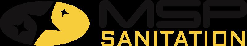 MSP sanitation logo
